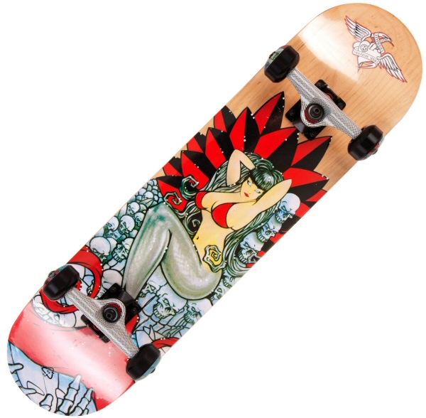 Unknown Complete Skateboard