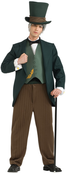 Adult Wizard Of Oz Wizard Costume