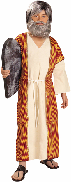 Child's Moses Biblical Costume