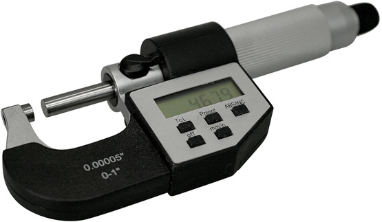 1 Inch Electronic Micrometer