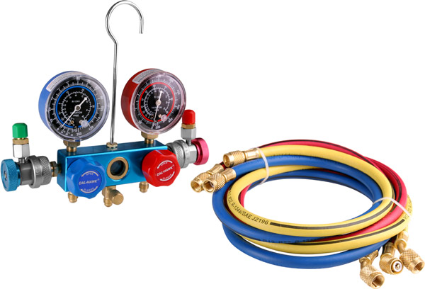 Air Conditioning Manifold Gauge Set