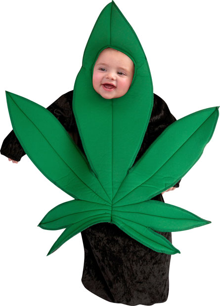 Baby  Pot for Tots  Marijuana Costume  sc 1 st  Brands On Sale & Baby