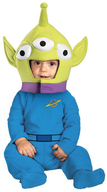 Baby Toy Story Alien Costume  sc 1 st  Brands On Sale & Baby Toy Story Alien Costume | Toy Story Alien Costumes ...