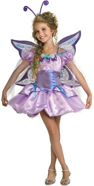 Preteen Butterfly Fairy Costume