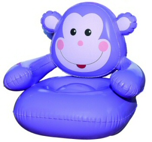 Inflatable Monkey Chair
