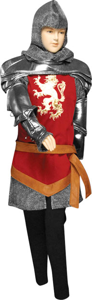 Child's Medieval Knight Theater Costume