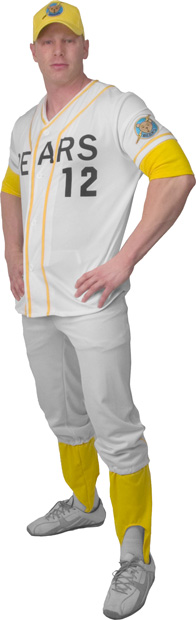 Adult Bad News Bears Costume
