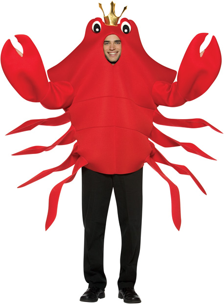 Adult Crab Costume