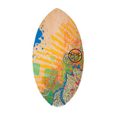 BZ Wood Skimboard 38""