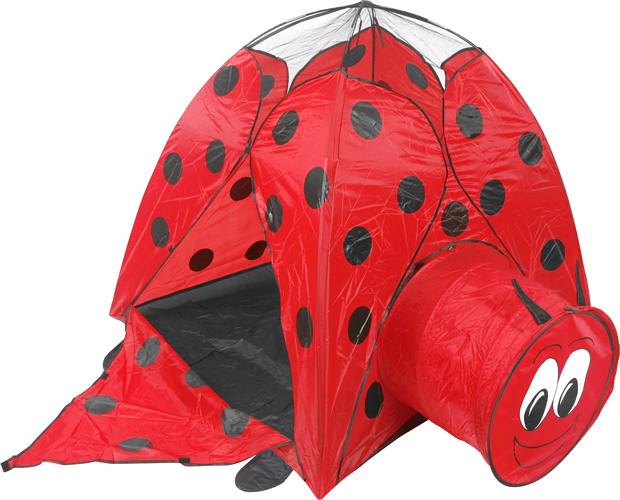 Kidu0027s Ladybug Tent u0026 Tunnel  sc 1 st  Brands On Sale & Kidu0027s Ladybug Tent u0026 Tunnel | Kids Playhuts and Tents ...