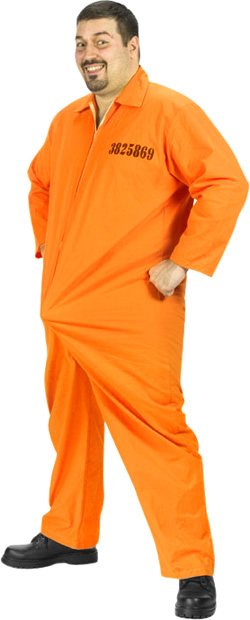 Plus Size Department Of Erections Costume
