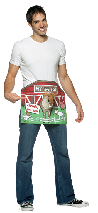 Adult Petting Zoo Costume
