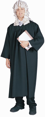 Judge Gown Costume