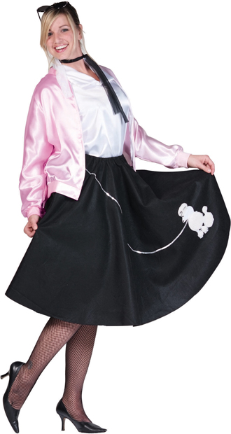 womens plus size pink ladies jacket costume