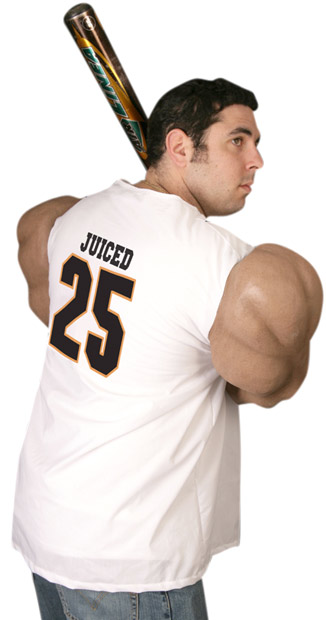 Adult Juiced Body Muscle Costume