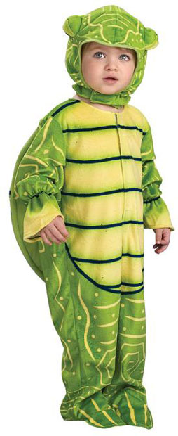 Child's Sea Turtle Costume