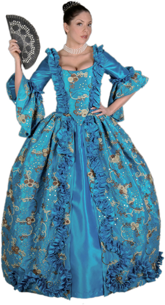 Masquerade Ball Dresses. Authentic Marie Antoinette Costume  sc 1 st  Brands On Sale & Masquerade Ball Dresses | Masquerade Ball Costumes | brandsonsale.com