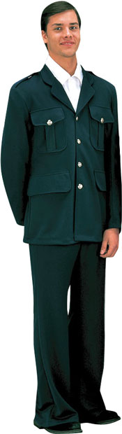Men's Airforce Pilot Theater Costume