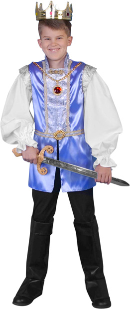 Child's Storybook Prince Costume
