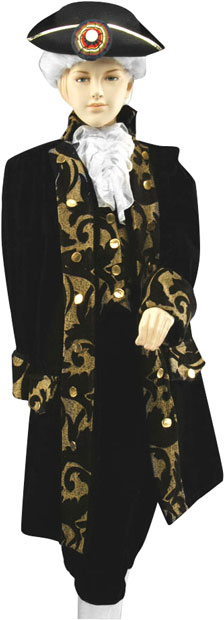 George Washington Theater Costume for Boys