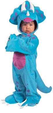 Toddler Triceratops Cutie Dinosaur Costume  sc 1 st  Brands On Sale : triceratops costume  - Germanpascual.Com