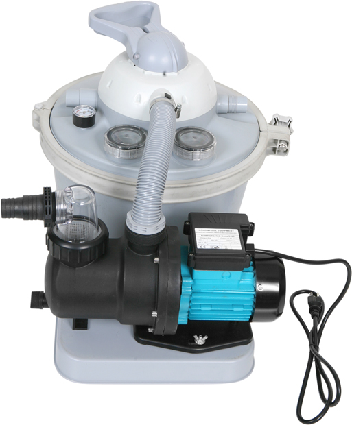 Buy A 1 2 Horsepower Sand Filter System For Intex Pools Model 4510