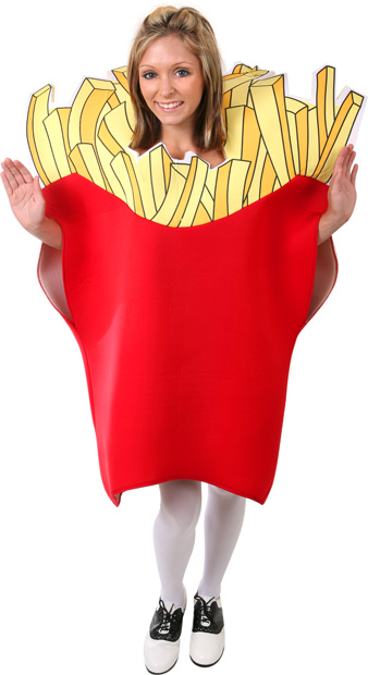 Adult French Fry Costume Best Men S Costumes 2015