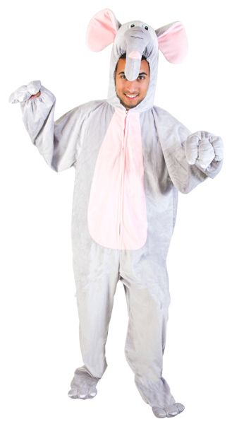 Adult Precious Elephant Costume