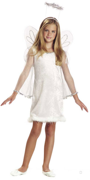 Child's Dream Angel Costume
