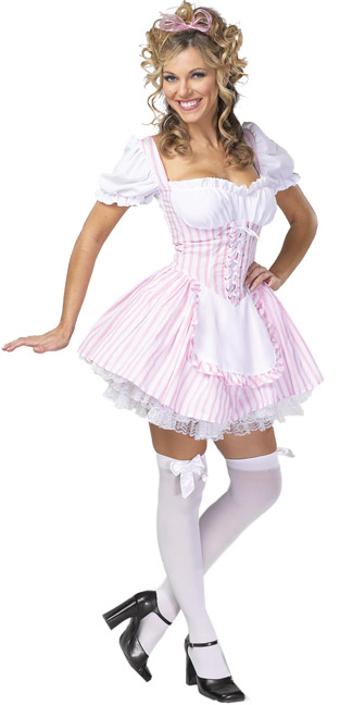 Adult Candy Striper Costume