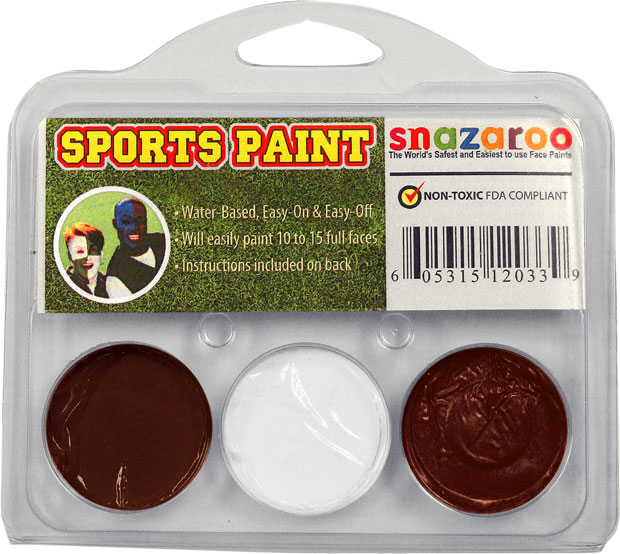 Face Paint Kit for Texas A&M Aggies
