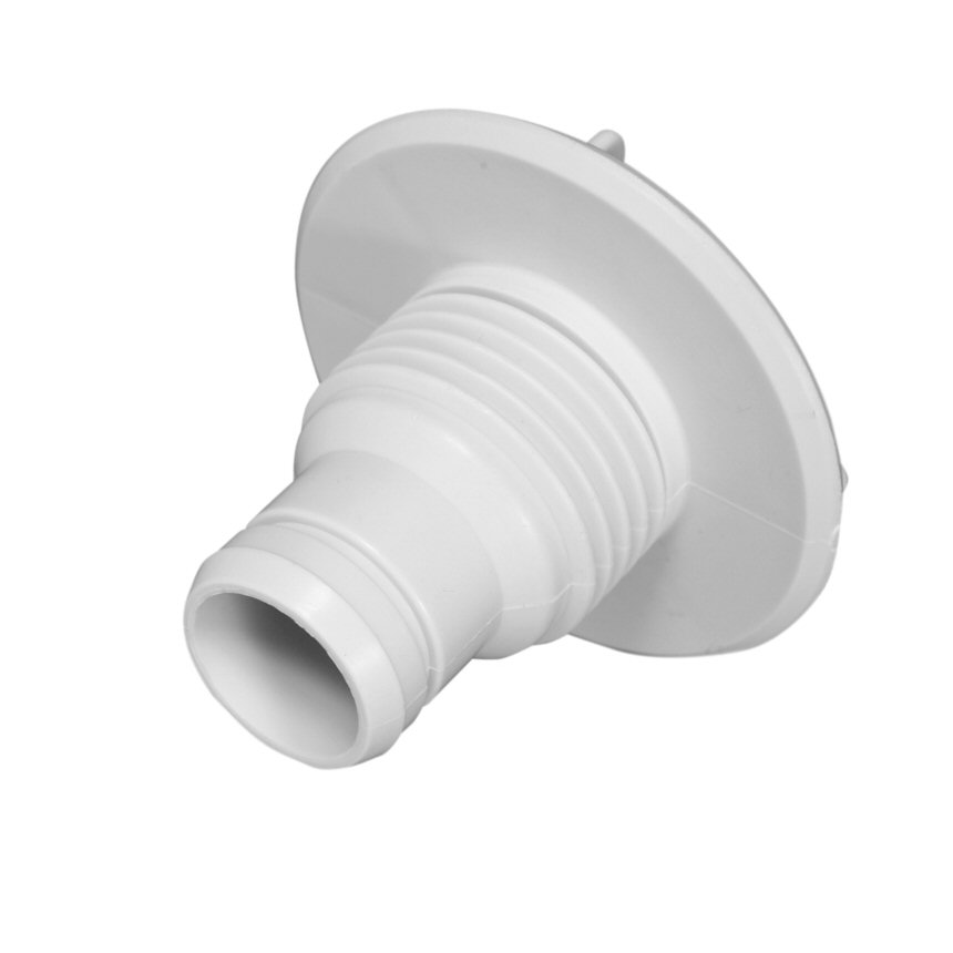 Summer Escapes Pool 1-1/4 inch Hose Wall Fitting