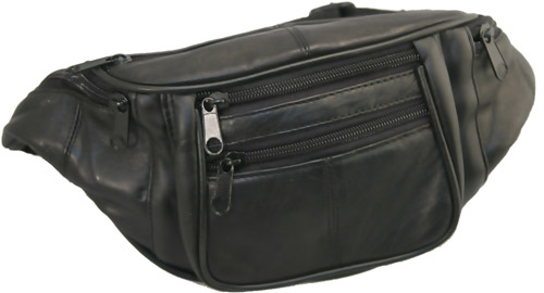 Small Lambskin Fanny Pack
