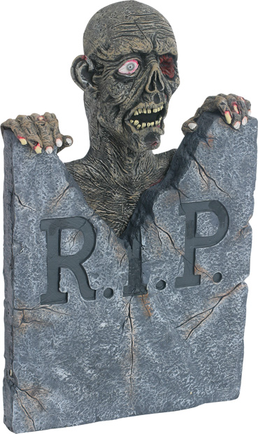 Animated Tombstones Animated Halloween Decorations