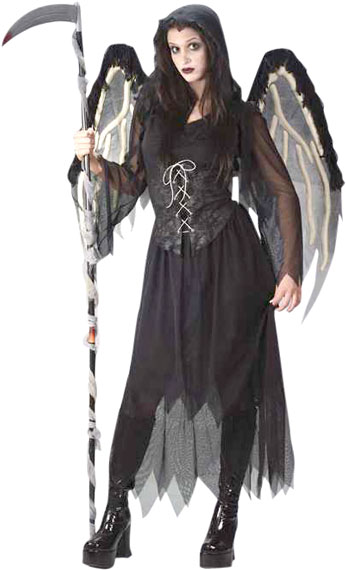 Dark angel teen costume