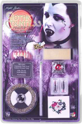 Countess Vampire Makeup Kit