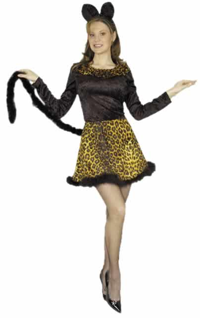 Leopard Cat Dress Costume  sc 1 st  Brands On Sale & Cheetah Costumes | Cat Costumes | brandsonsale.com