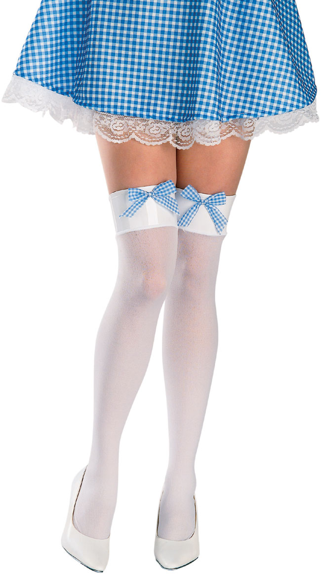 Adult Sexy Dorothy Thigh High Tights