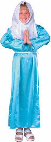 Child's Virgin Mary Costume