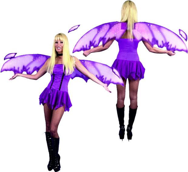 Nymph Costume Wings