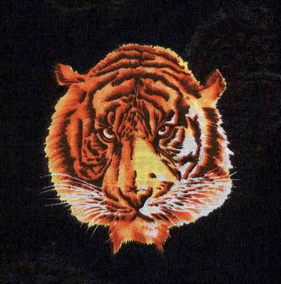 Tiger Head Bandanas