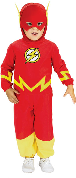Toddler Flash Costume