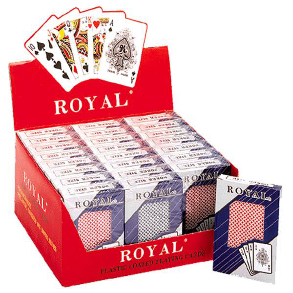 24 Decks of Pinochle Playing Cards
