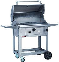 Bison Charcoal BBQ Grill