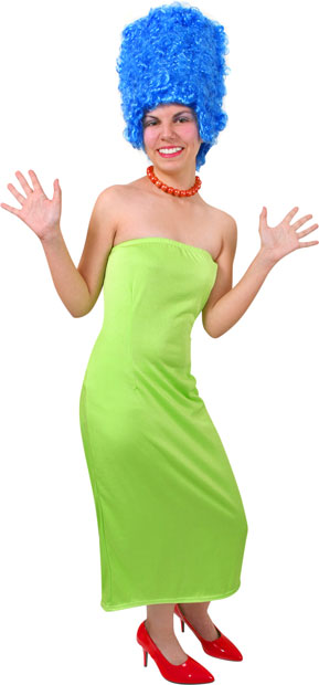 Adult Marge Simpson Costume