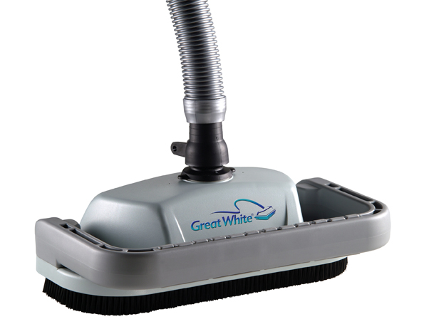 Kreepy Krauly Great White Auto Pool Cleaner