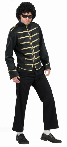 Adult Pop Star Costume Jacket