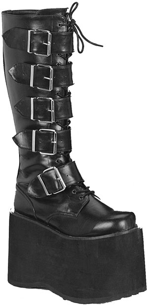 Frankenstein Monster Costume Boots