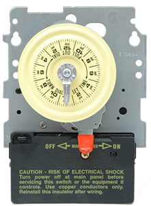 Intermatic Pool Time Clock Mechanism 110 Volts