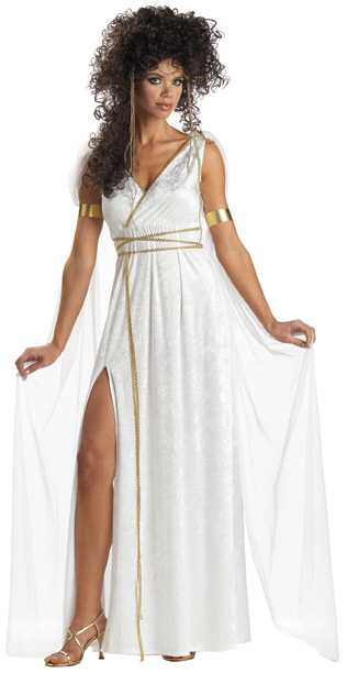 Woman's Athenian Goddess Costume